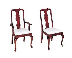 Queen Anne Armchair Anne Dining Chair By Keystone