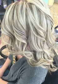 low lights for blech blond short hair cool blonde with lowlights kenracolor lowlights blondes hair