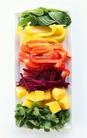 rainbow spring rolls minimalist baker recipes