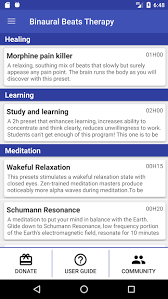 binaural beats therapy apps on google play