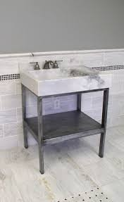 Bathroom Console Enchanting Bathroom Console Vanity And 13 Best Bathroom Sink