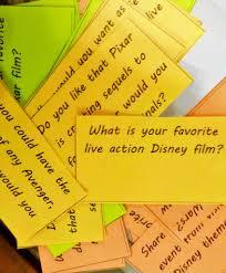 disney conversation starters disney in your day