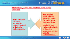 chapter 2 3 europeans compete in north america ppt download