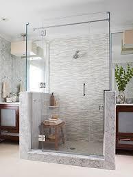 elegant bathroom designs with walk in shower with regard to