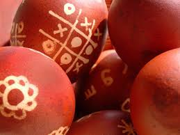 easter eggs photo files 1524399 freeimages com