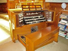 Organ Bench Untitled Document
