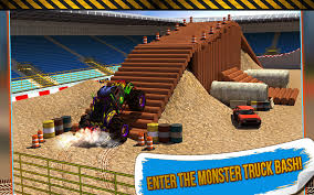 play free online monster truck racing games 4x4 monster truck stunts 3d android apps on google play