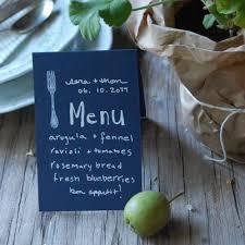 diy wedding menu cards wedding menus a cup of jo