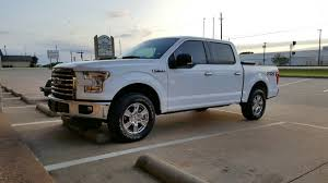 Ford Raptor Leveling Kit - lf pics of lariat with leveling kit on 18s ford f150 forum