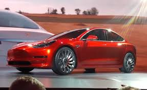 awd tesla model 3 to be available early 2018