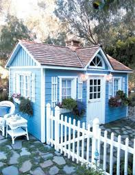 Backyard Cottage Ideas by 57 Best Playhouse Images On Pinterest Playhouse Ideas