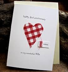 2nd year wedding anniversary 15 year wedding anniversary gift for best of second year wedding