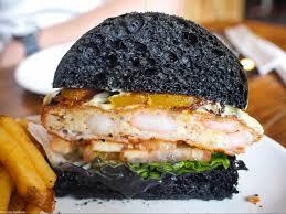 wildfire halloween special the black ebi burger u0026 the best fried