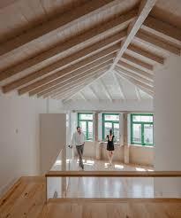 picture studio pf architecture studio turns 19th century block into modern casas
