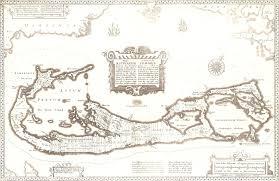 Bermuda Triangle Map John Speed U0027s 1676 Map Of Bermuda Bermuda Pinterest Pink