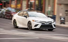 Camry Engine Specs 2018 Toyota Camry First Drive Review Car And Driver