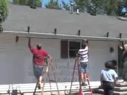 Sunset Awning How To Install A Retractable Awning Youtube