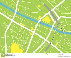 map vector city map vector illustration illustration 33216339 megapixl
