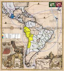 Aztec Empire Map Conquistadores Map