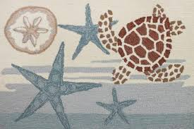 Nautical Area Rugs Tropical Nautical And Coastal Accent Rugs Oceanstyles