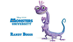 monsters university character posters id cards