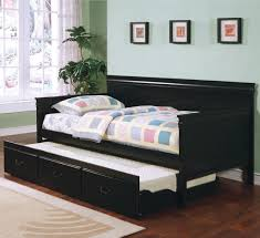Espresso Twin Bed With Trundle Stanley Furniture Daybed With Trundle Twin Size Bed Ebth Photo On