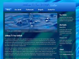 templates for website free download in php download free website templates from opendesigns org
