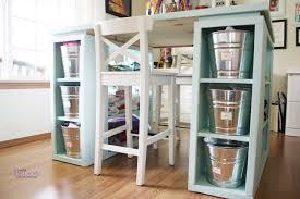 hobby lobby craft table craft table with storage on wheels plans diy hobby lobby ideas home