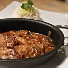 cuisiner escalope de veau interfrance comte veal scallop recipe franche comte specialty