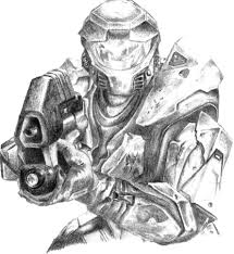 master chief graphics and comments