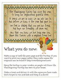 neighborhood thanksgiving turkey printable set the big moon