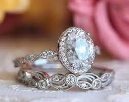 vintage weddings rings images Wedding engagement etsy jpg