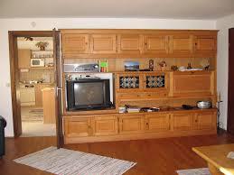 Wohnzimmerschrank Mit Bettfunktion Bett Schrankwand Carprola For