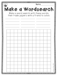 Spelling Worksheets 4th Grade Mrs Winter U0027s Bliss Spelling Activities A Freebie 3rd Grade