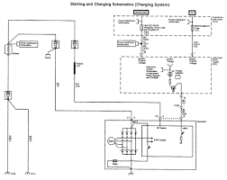 2 wire alternator wiring diagram with densowiring jpg lovely of