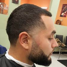 shadow taper haircut taper w beard yelp latest men haircuts