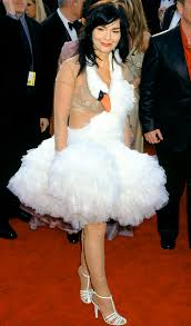 swan dress the most non oscars oscar dresses of all time