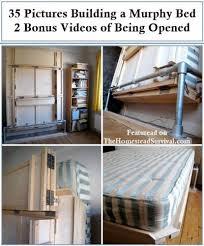 Do It Yourself Murphy Bed Best 25 Cheap Murphy Bed Ideas On Pinterest Diy Murphy Bed