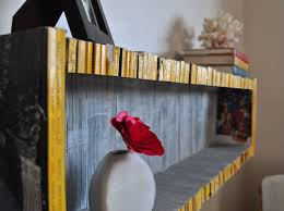 how to turn old magazines into a bookshelf recyclenation