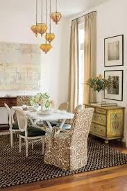 How To Create A Foyer In An Open Floor Plan Stylish Dining Room Decorating Ideas Southern Living