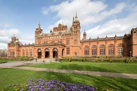 kelvingrove art gallery and museum day out with the kids