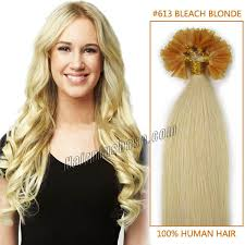 14 inch hair extensions inch 613 stick tip human hair extensions 100s