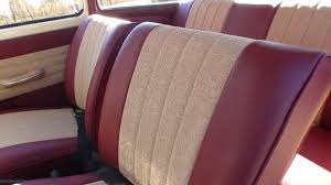 Van Seat Upholstery Classic Vw Bugs Now Selling 3 Signature Vallone Vintage Beetle