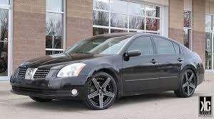 nissan maxima with black rims kc trends showcase giovanna dublin 5 black machined wheels