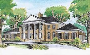 luxury colonial house plans luxury southern colonial house plans house design plans