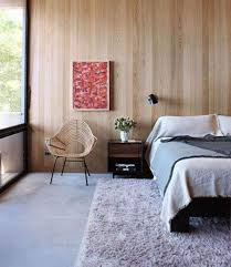 home interior wall sconces bedroom interior design wooden panel with wall art and wall sconce