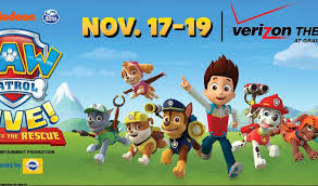 paw patrol live race rescue tickets grand prairie