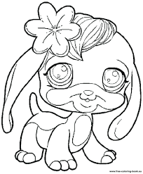 good littlest pet shop coloring pages games lps peacock cuties lps