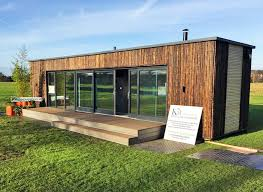 Container House Plans by Ireland U0027s First Shipping Container Home Was Built In Just Three