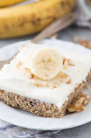 banana nut bars the first year